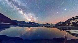 <strong>【全景长白山】长白山360°VR全景系列-带你看星星看月亮看雪</strong>